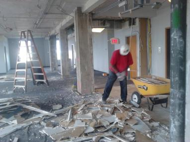 6th floor demo