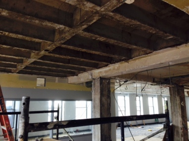 6th flr ceiling 9 2015